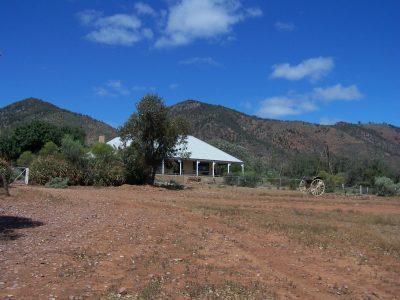 catninga homestead